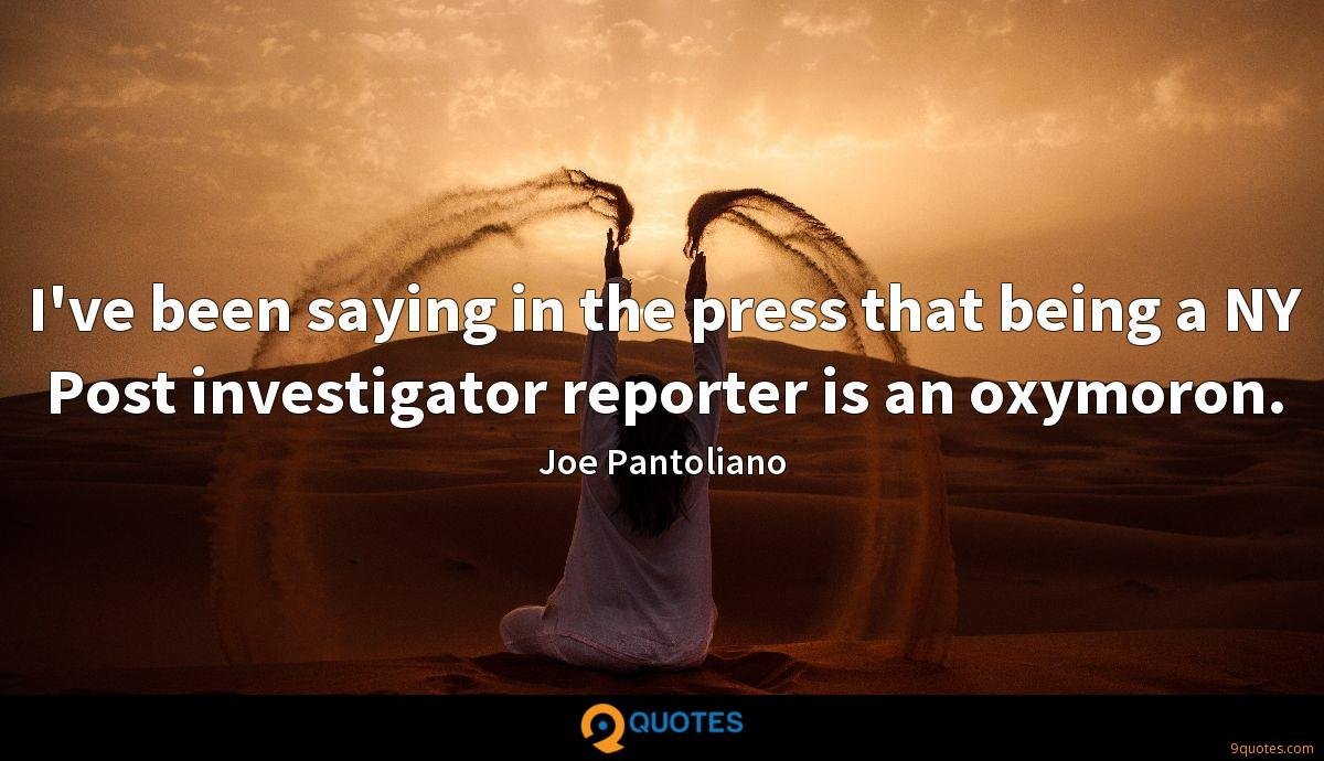 Joe Pantoliano quotes