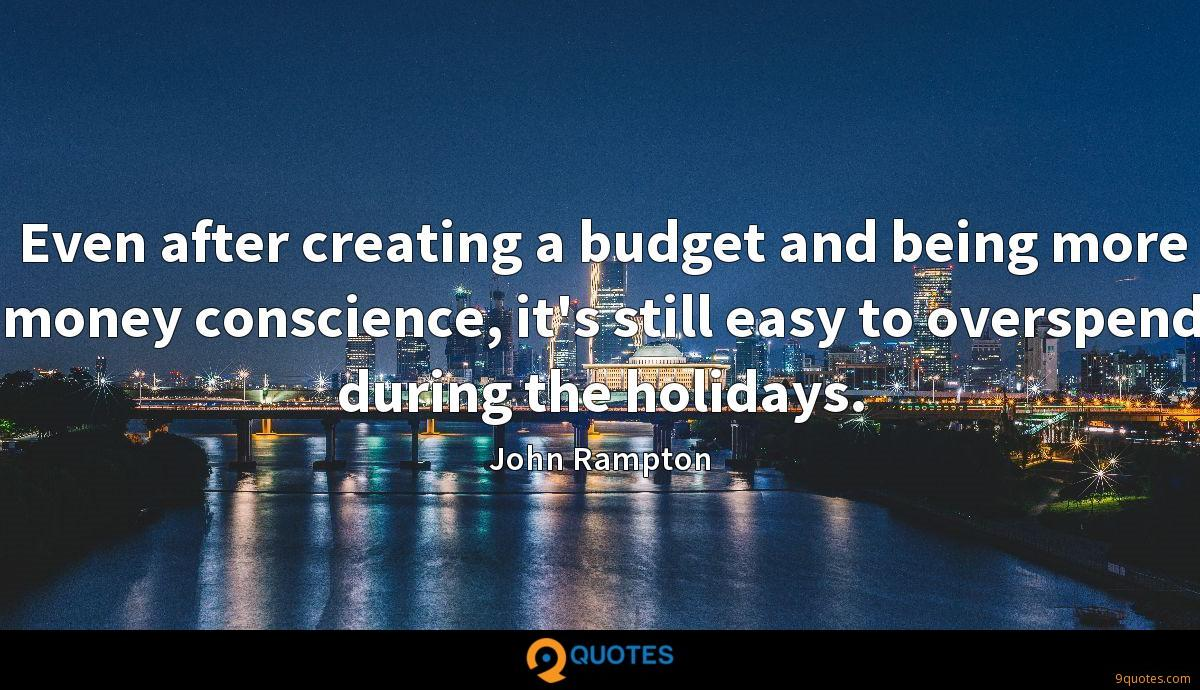 Even after creating a budget and being more money conscience, it's still easy to overspend during the holidays.