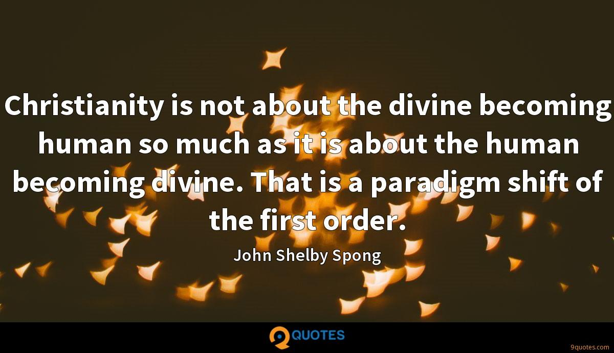 John Shelby Spong quotes