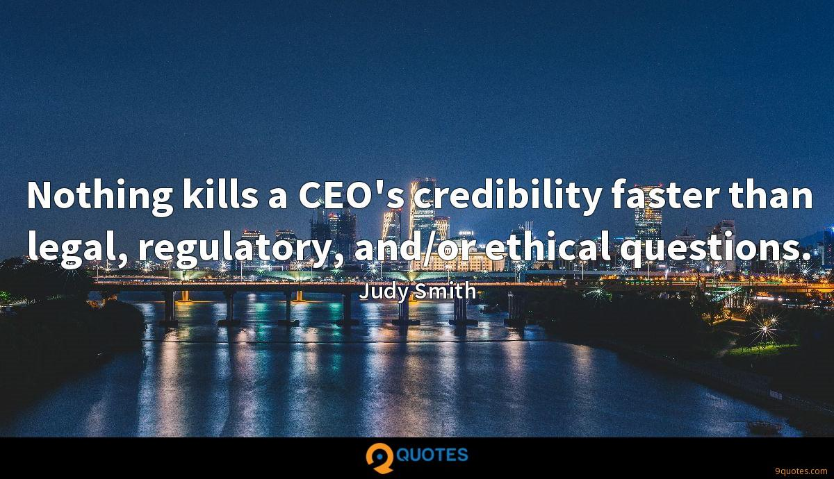 Judy Smith quotes