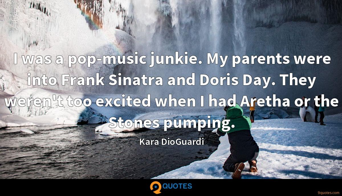 Kara DioGuardi quotes