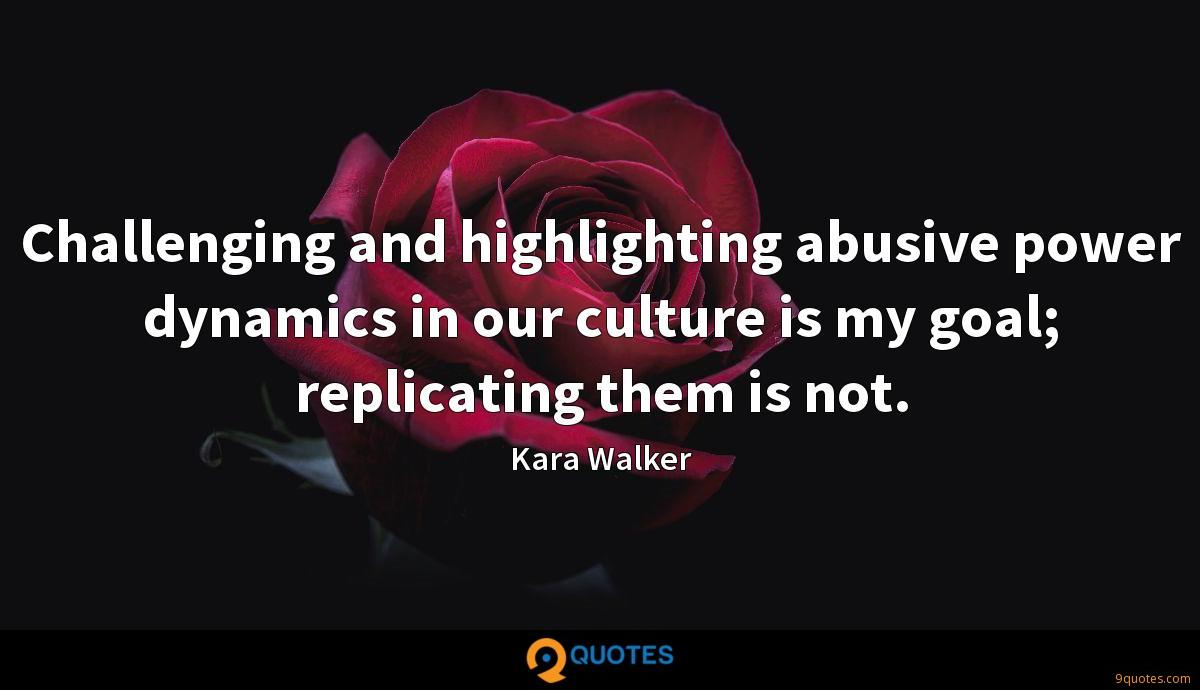 Challenging and highlighting abusive power dynamics in our culture is my goal; replicating them is not.