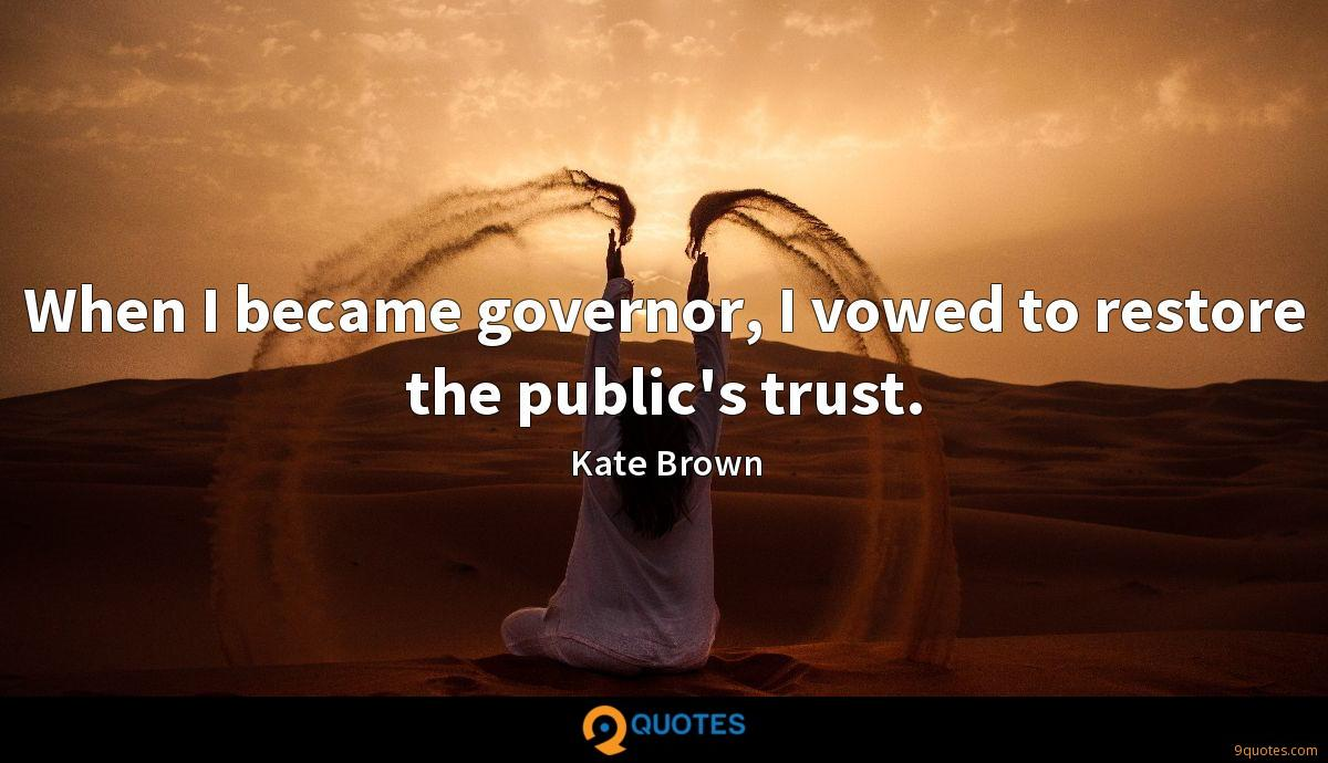 Kate Brown quotes