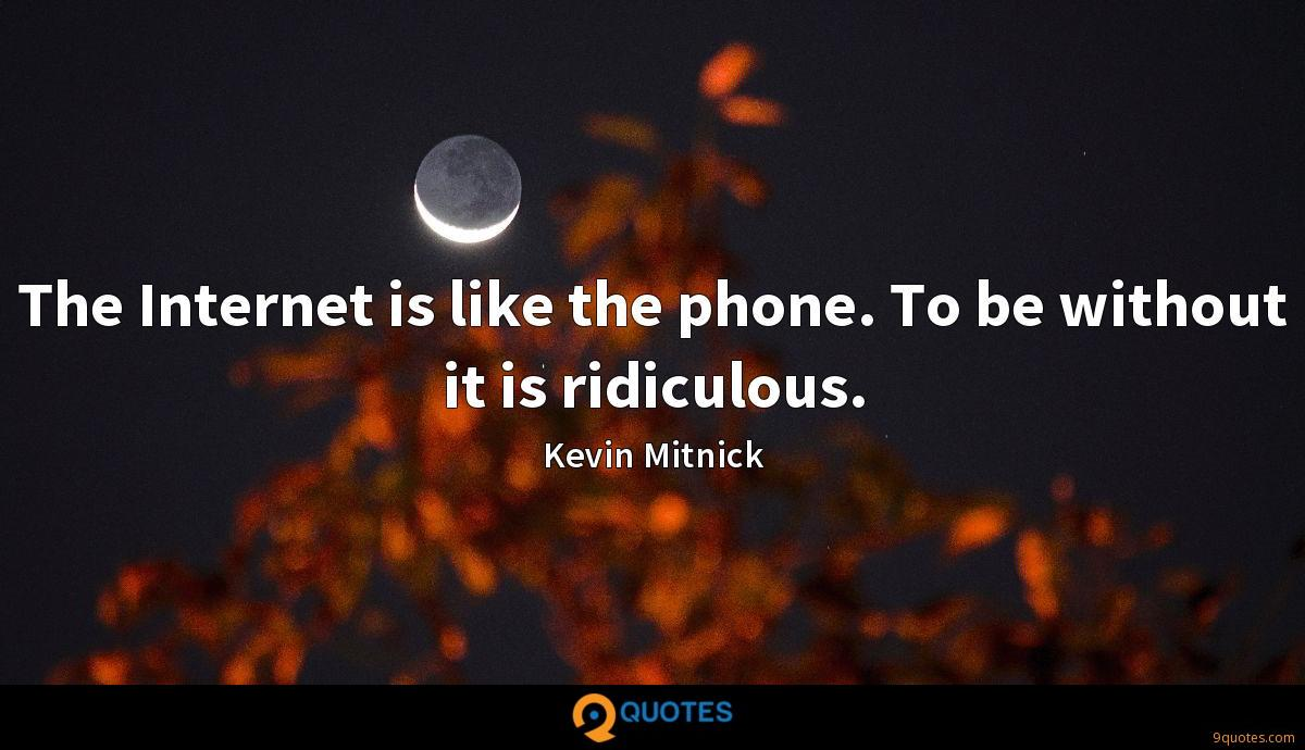 Kevin Mitnick quotes