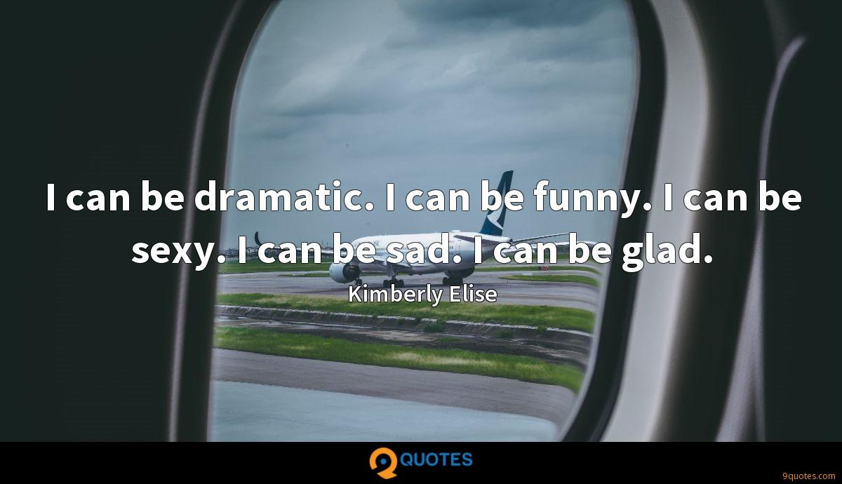 Kimberly Elise quotes