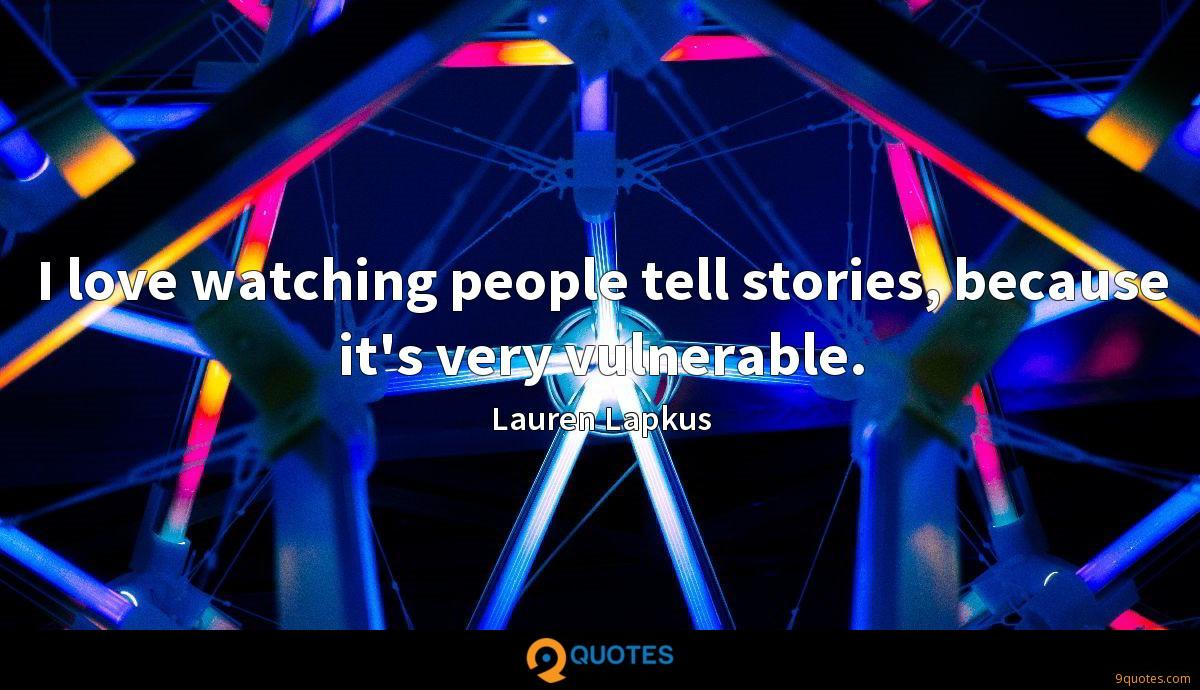 Lauren Lapkus quotes