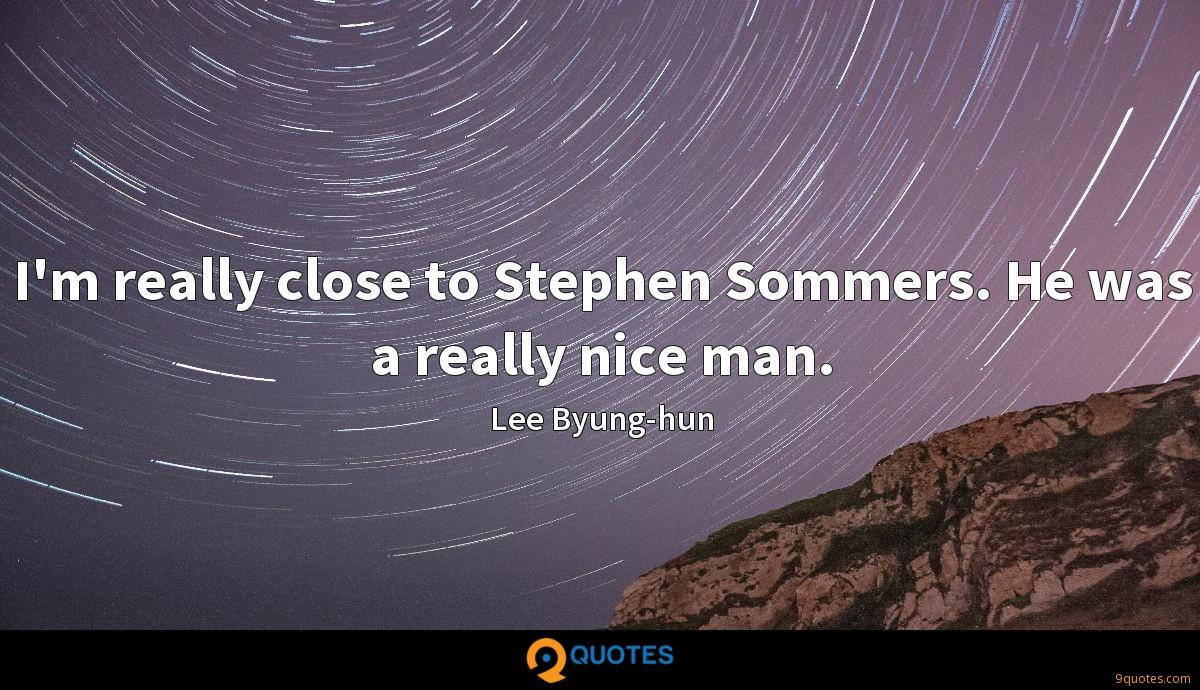 Lee Byung-hun quotes