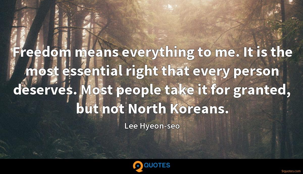 Lee Hyeon-seo quotes