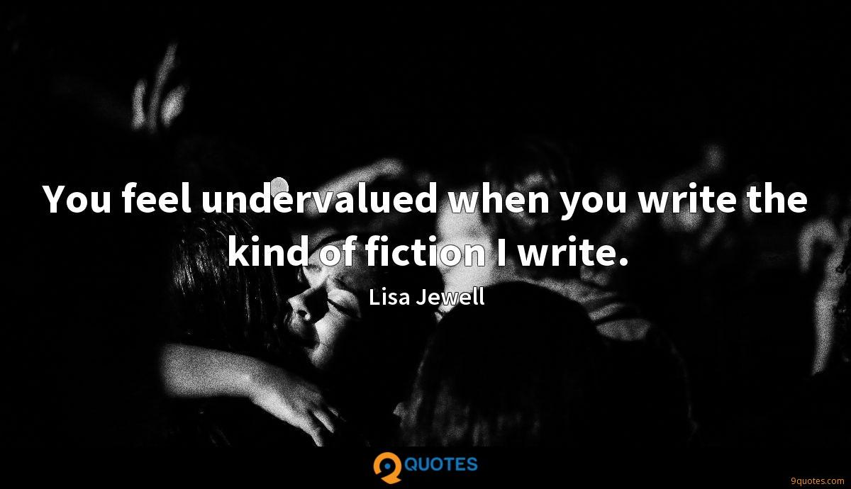Lisa Jewell quotes