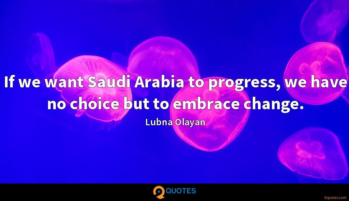 Lubna Olayan quotes