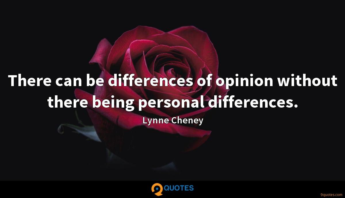 Lynne Cheney quotes