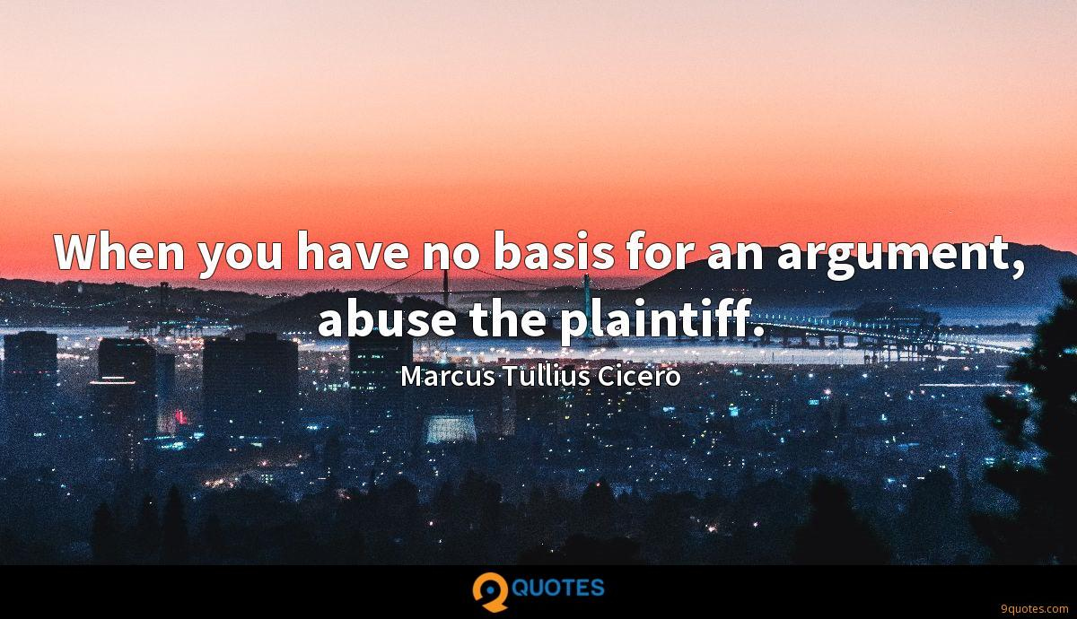 When you have no basis for an argument, abuse the plaintiff.