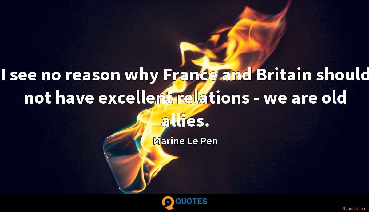 Marine Le Pen quotes
