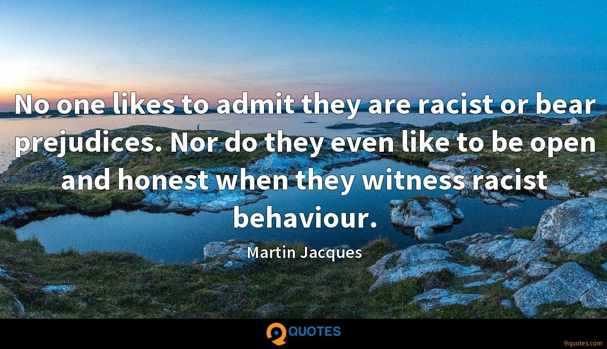 Martin Jacques quotes