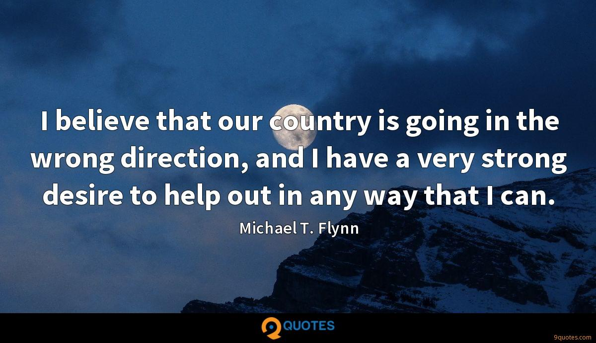 Michael T. Flynn quotes