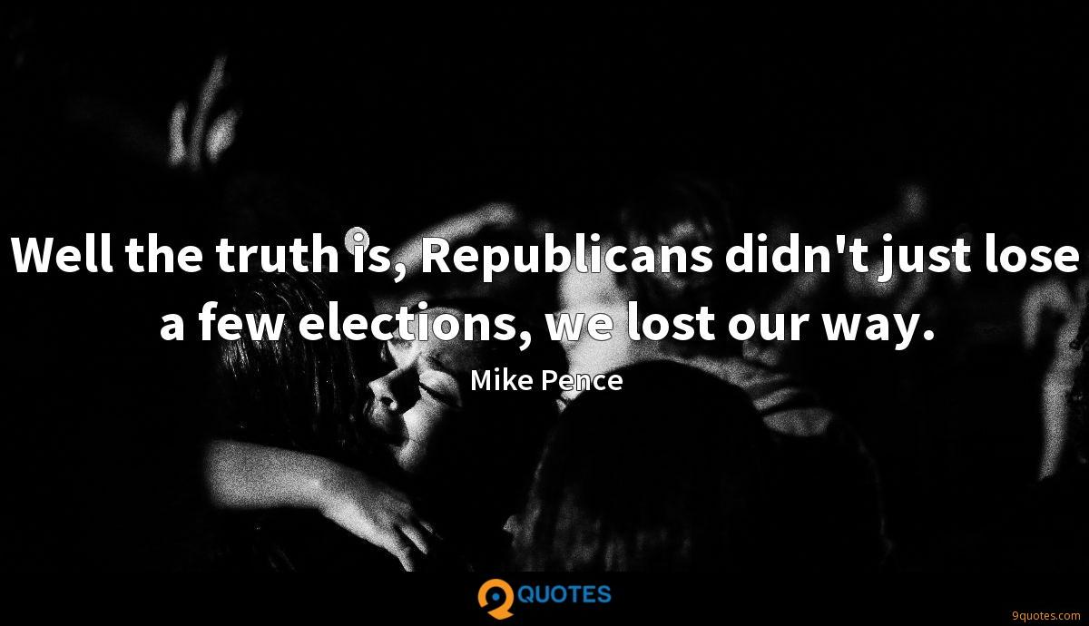 Mike Pence quotes