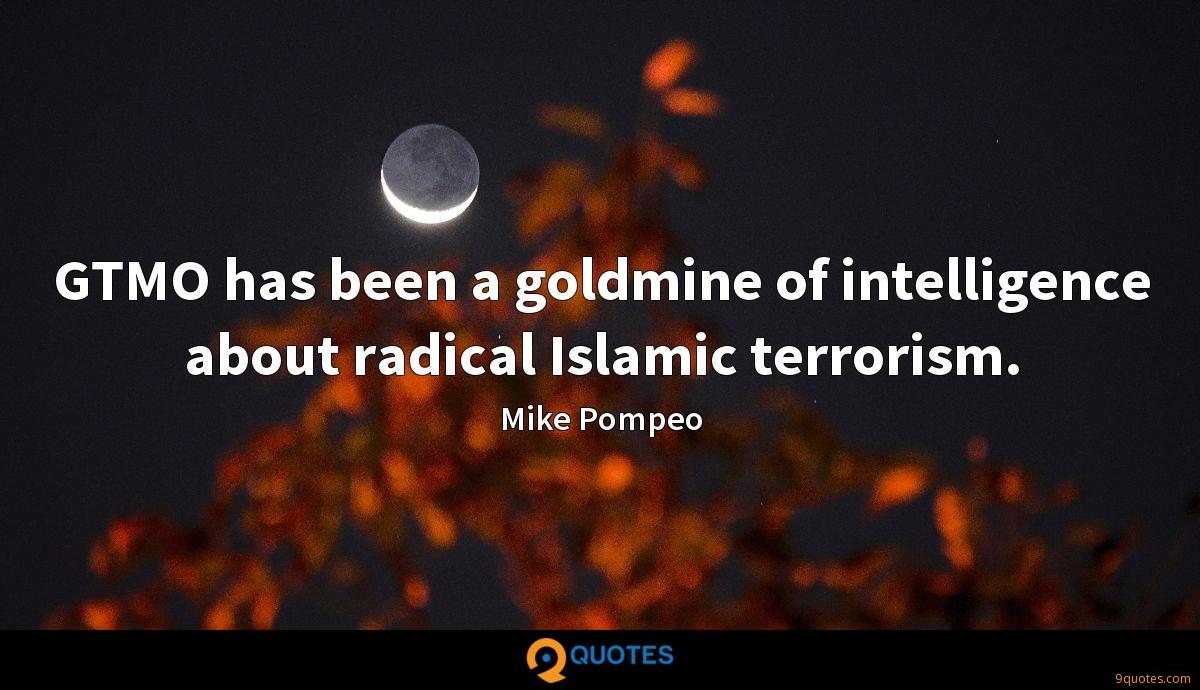 Mike Pompeo quotes