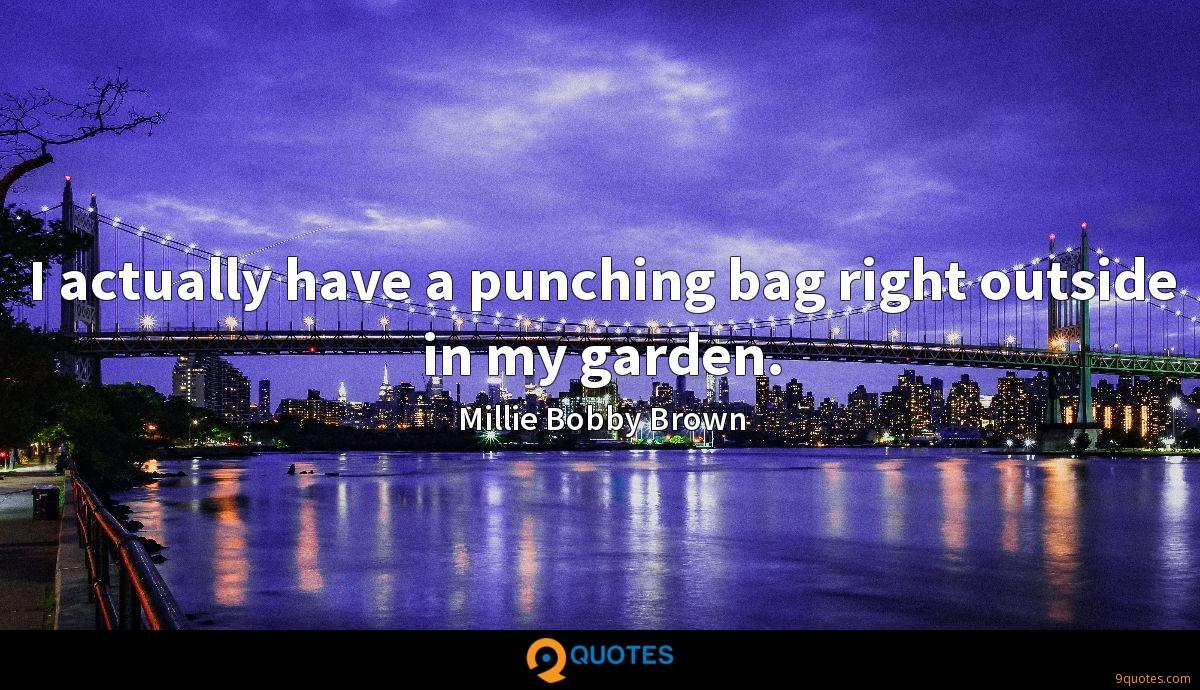 Millie Bobby Brown quotes