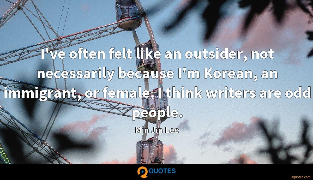 Min Jin Lee quotes