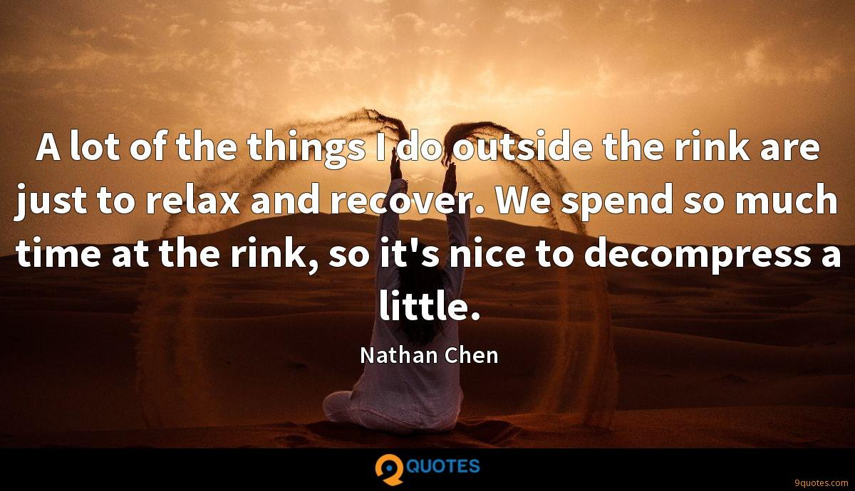 Nathan Chen quotes