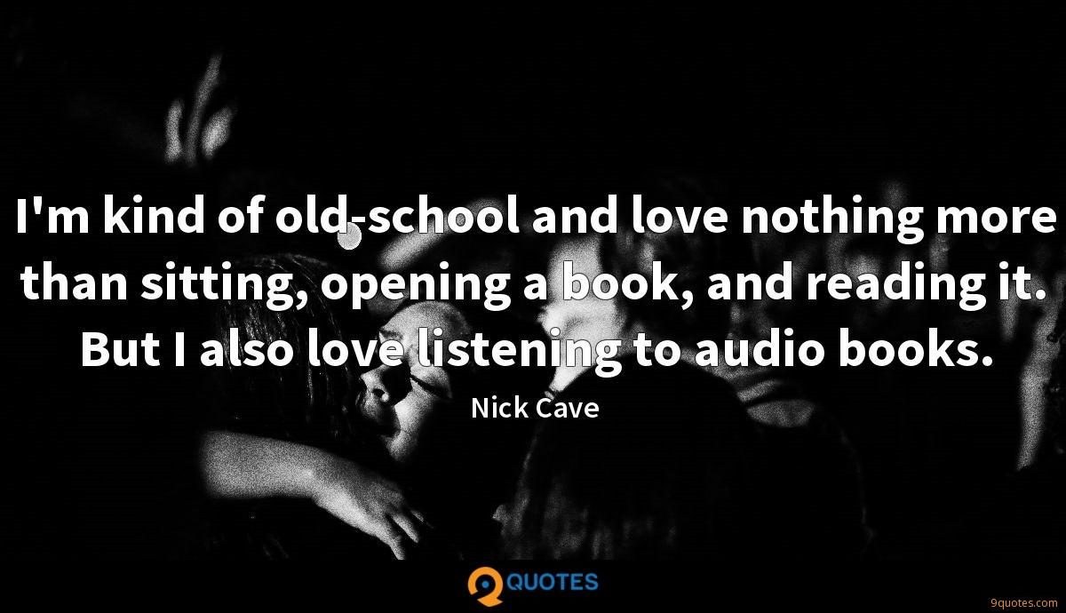 I\'m kind of old-school and love nothing more than sitting ...