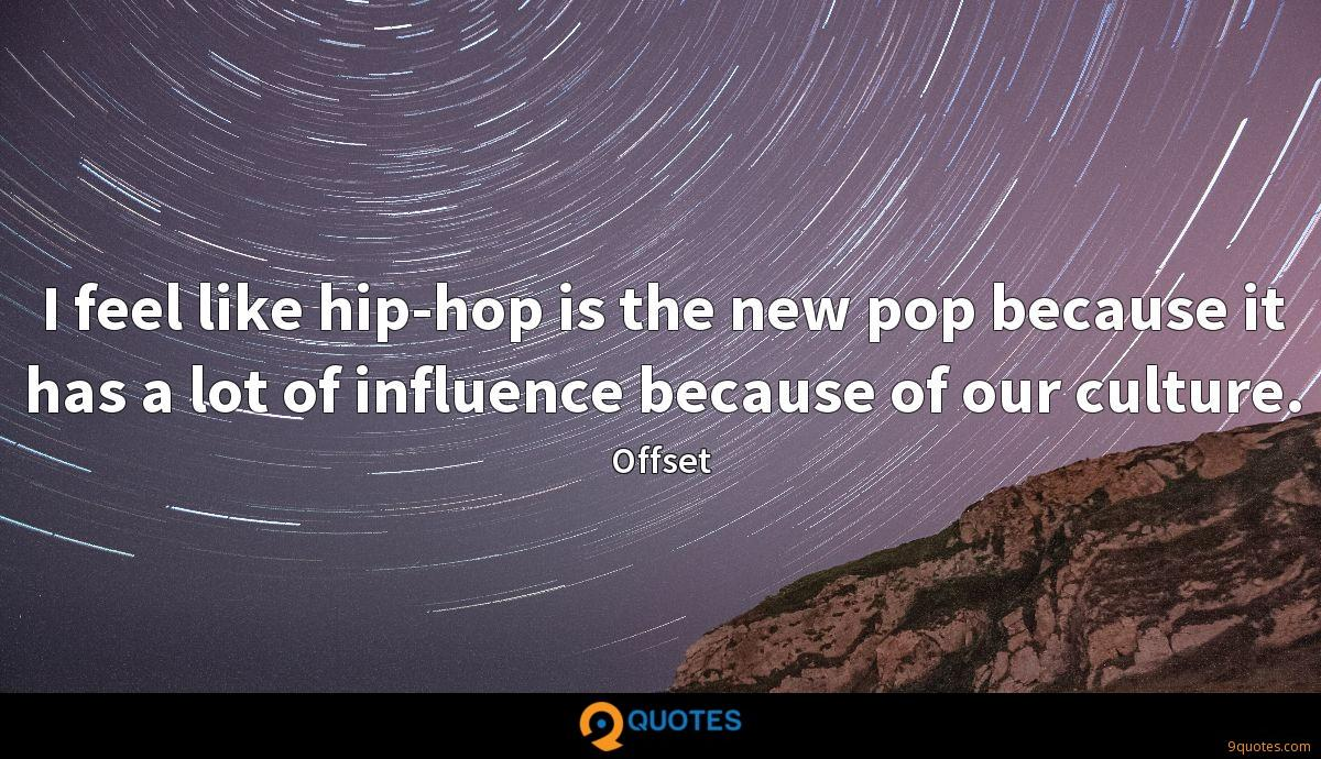 Offset quotes