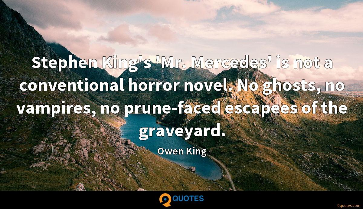 Owen King quotes