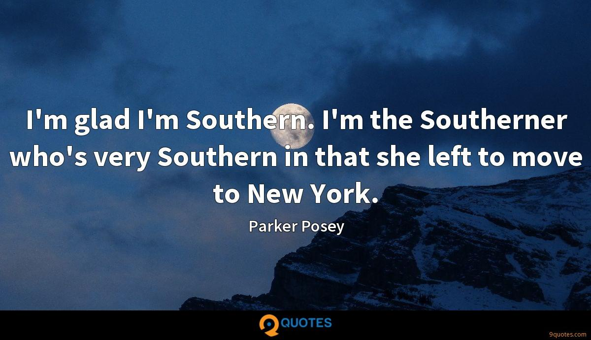 Parker Posey quotes
