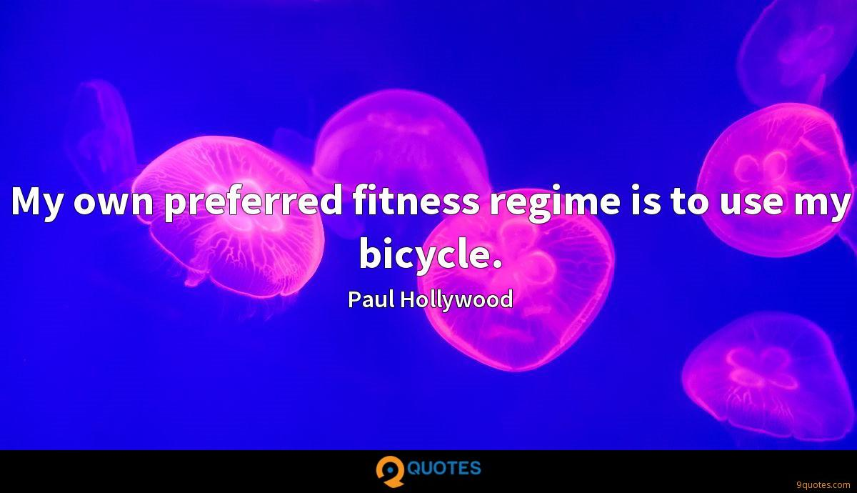 Paul Hollywood quotes