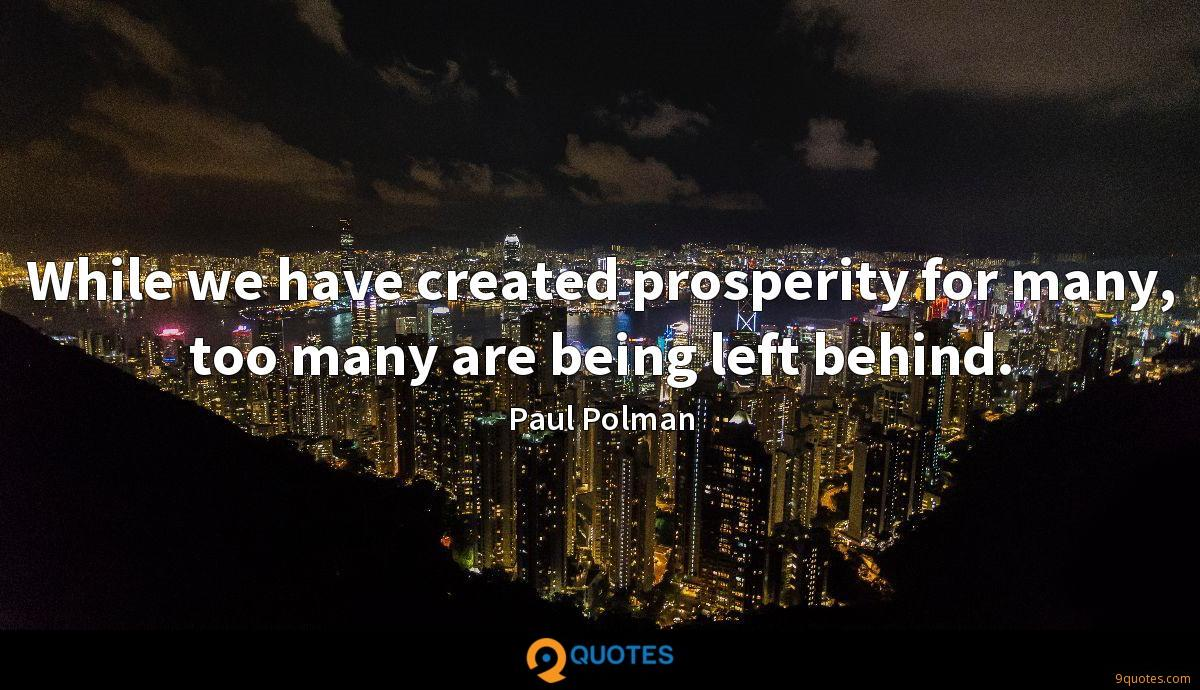 Paul Polman quotes