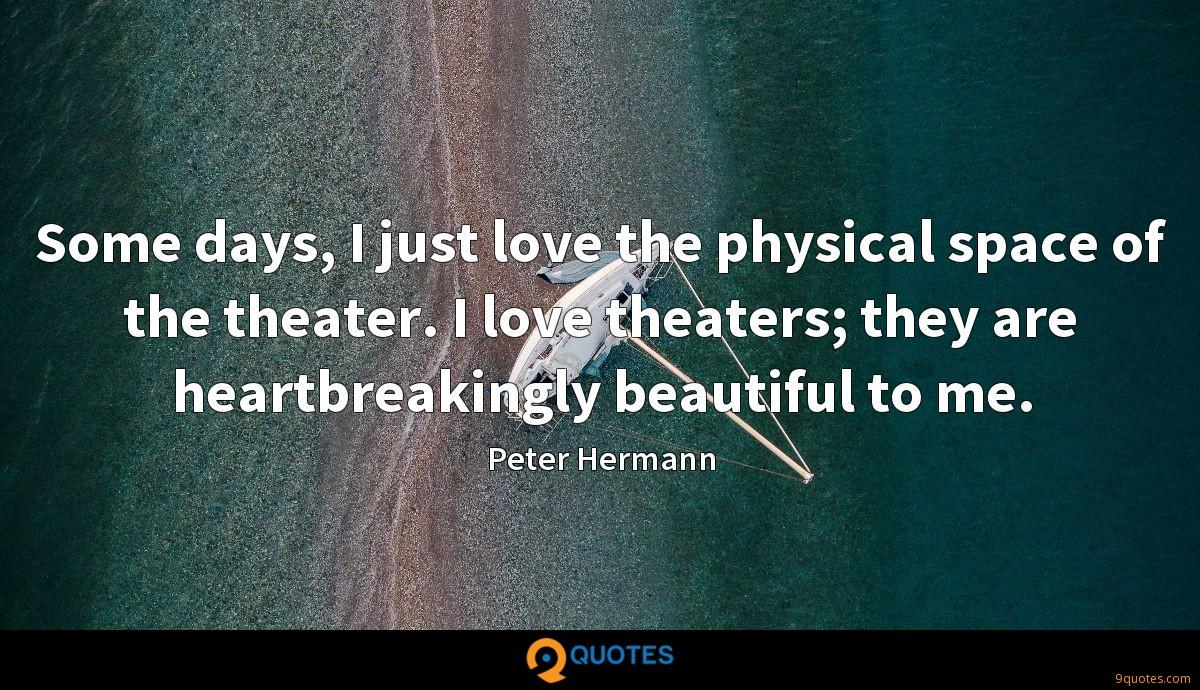 Peter Hermann quotes