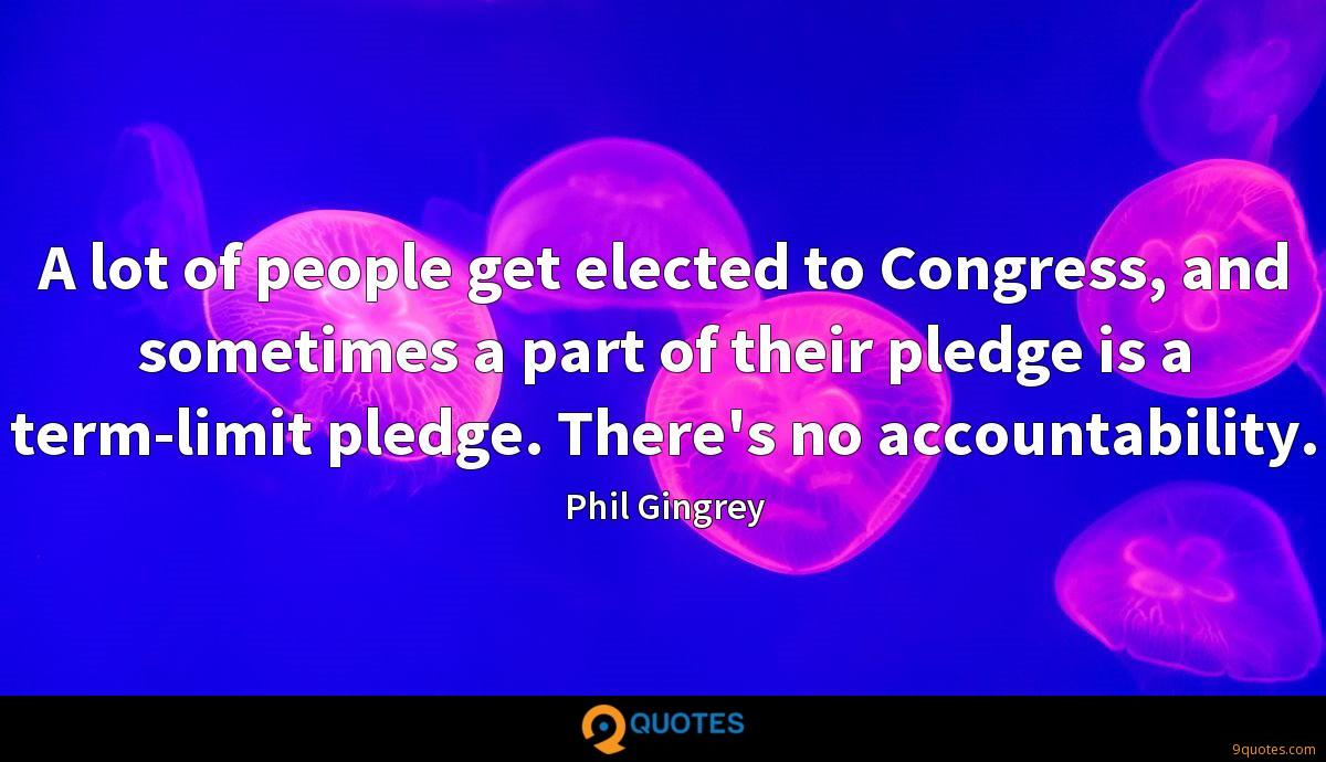 Phil Gingrey quotes