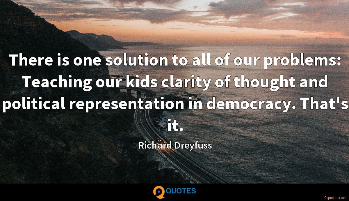 Richard Dreyfuss quotes