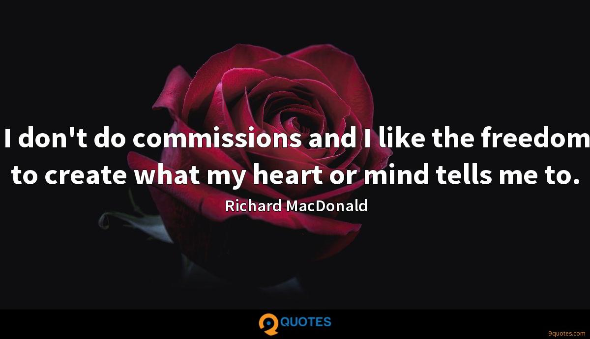 Richard MacDonald quotes