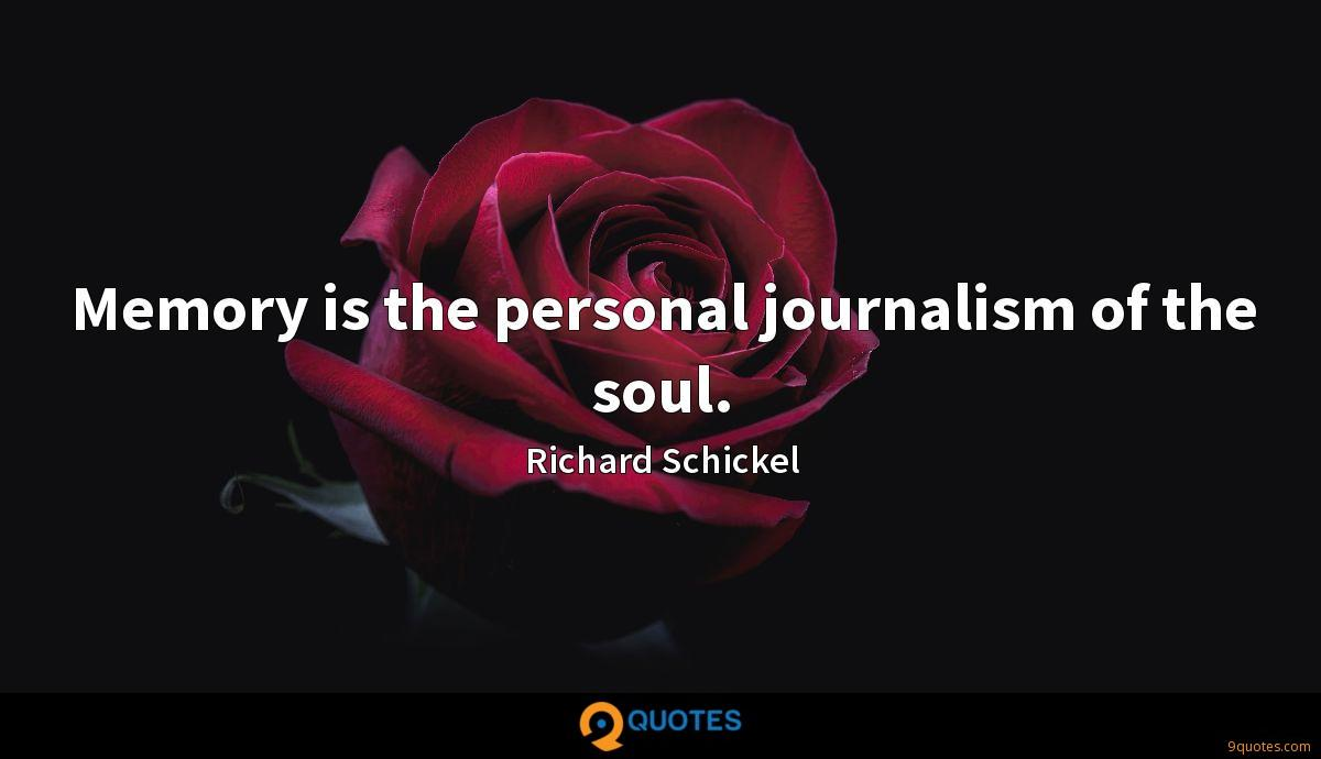 Richard Schickel quotes