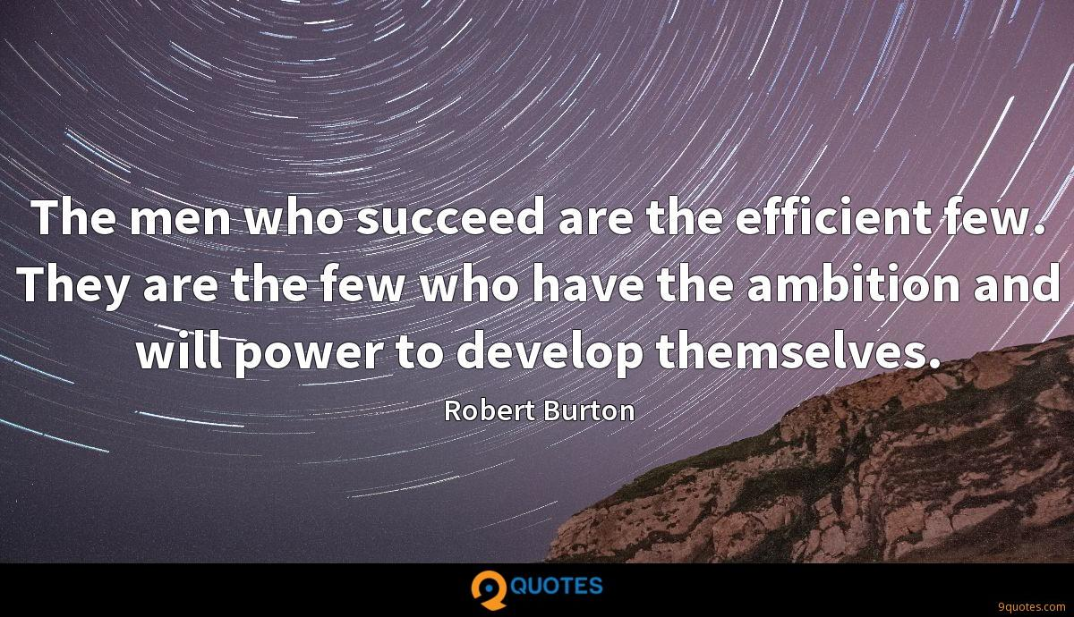 Robert Burton quotes