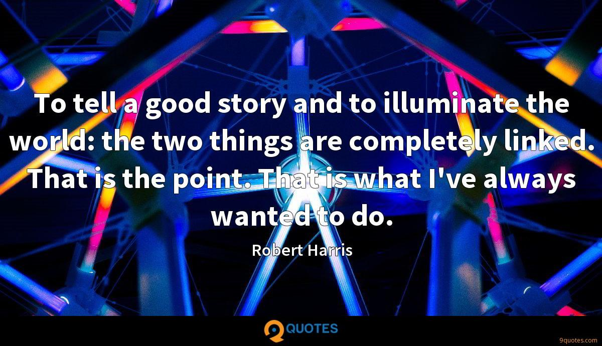Robert Harris quotes