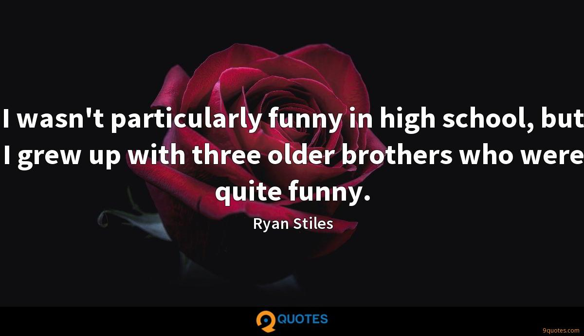 Ryan Stiles quotes