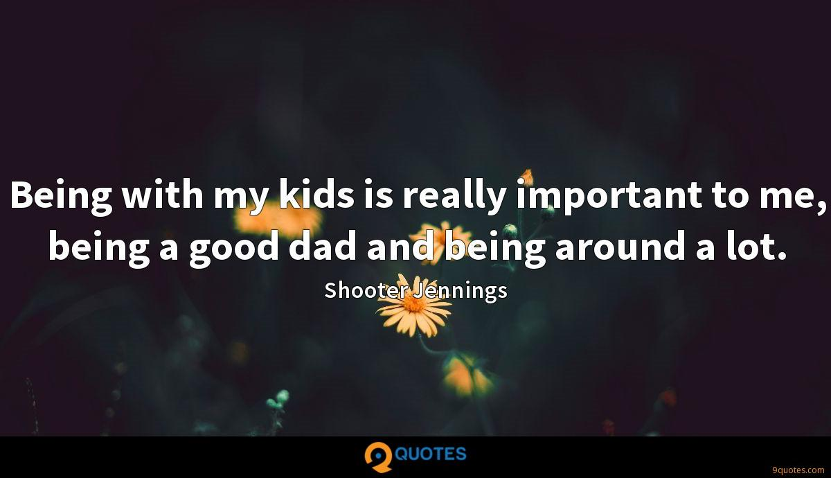 Shooter Jennings quotes