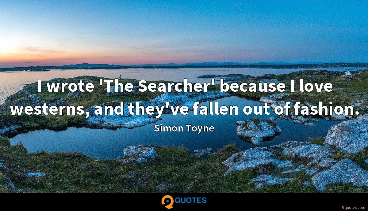 Simon Toyne quotes