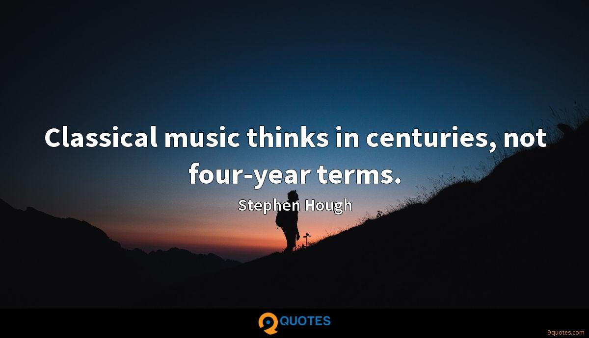 Stephen Hough quotes