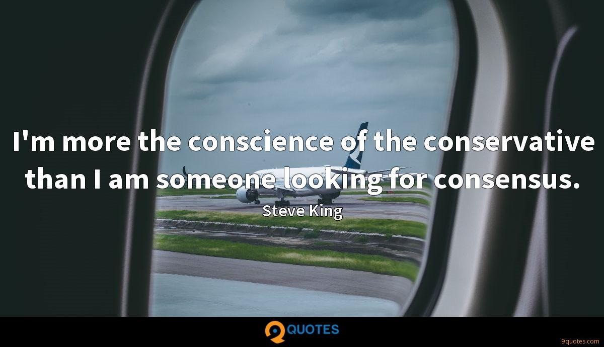 Steve King quotes