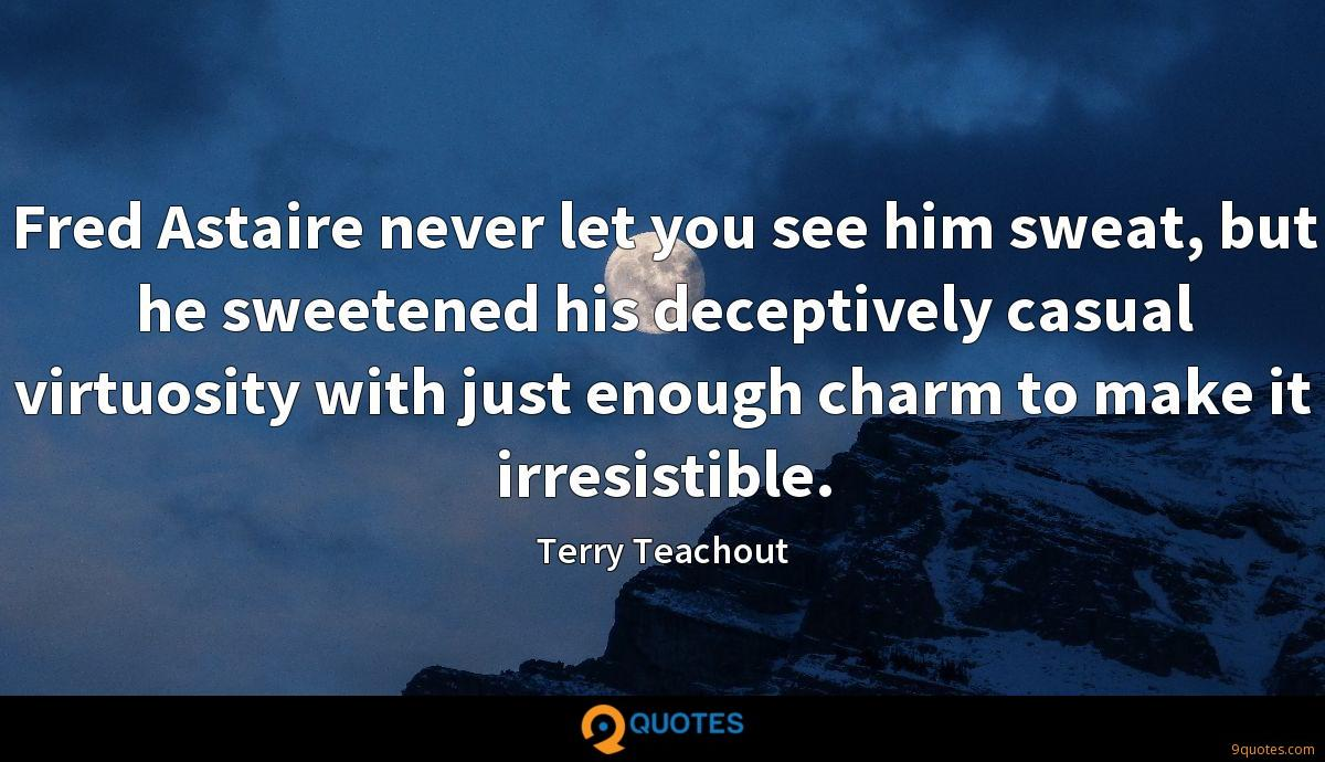 Terry Teachout quotes