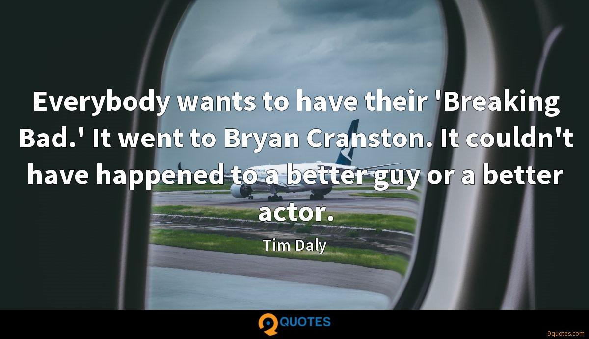 Tim Daly quotes