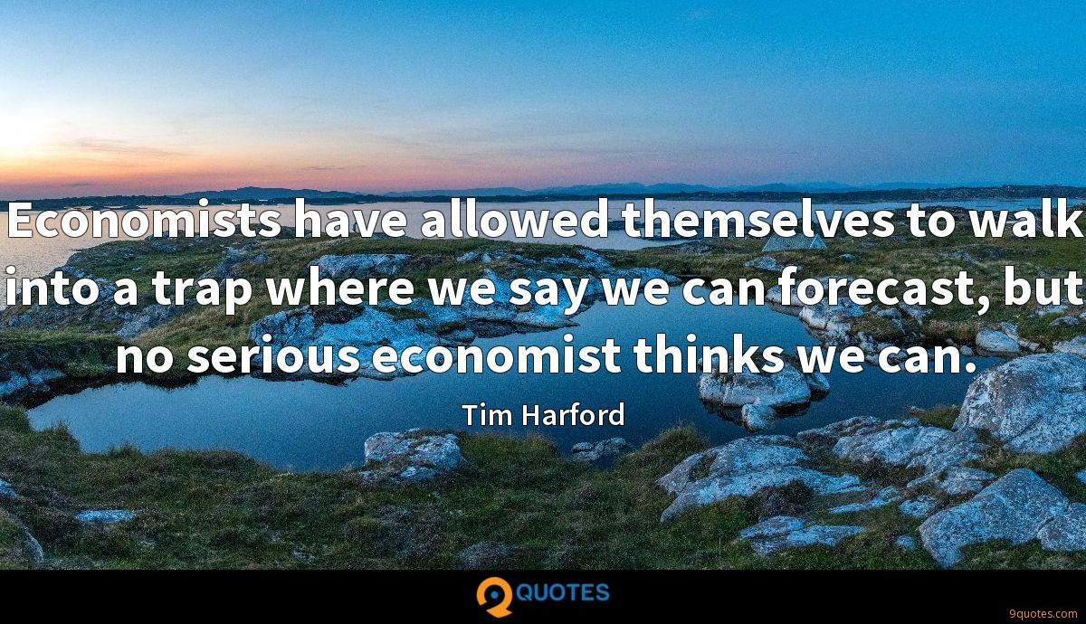 Tim Harford quotes