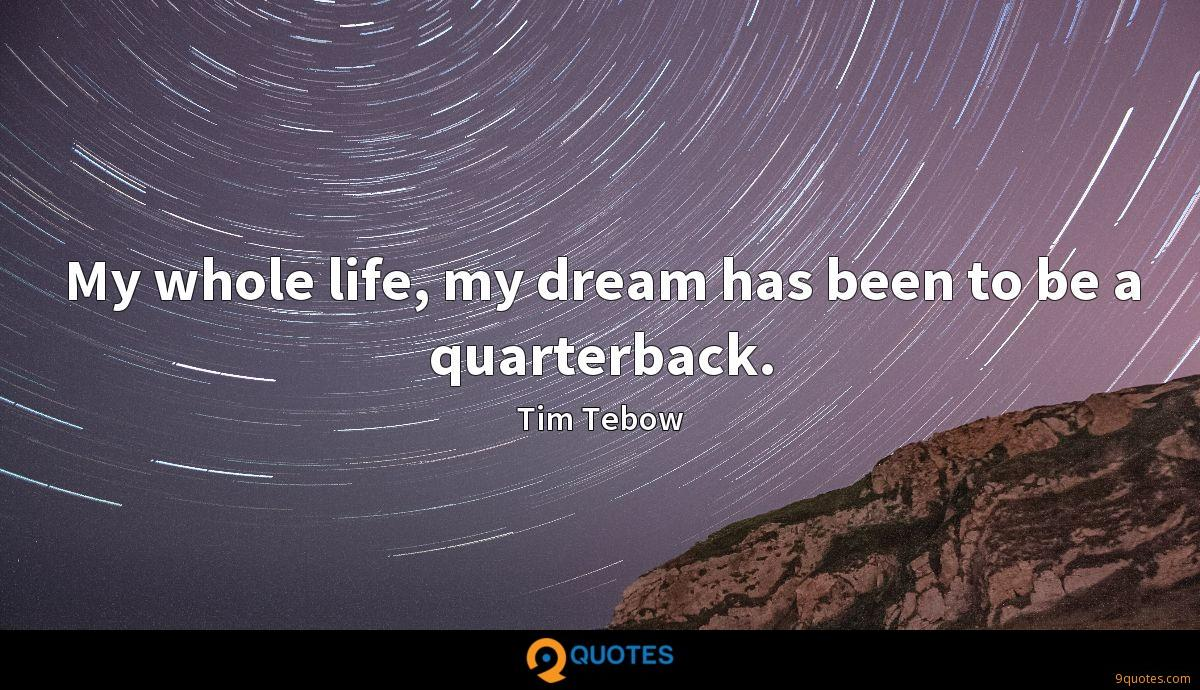 Tim Tebow quotes
