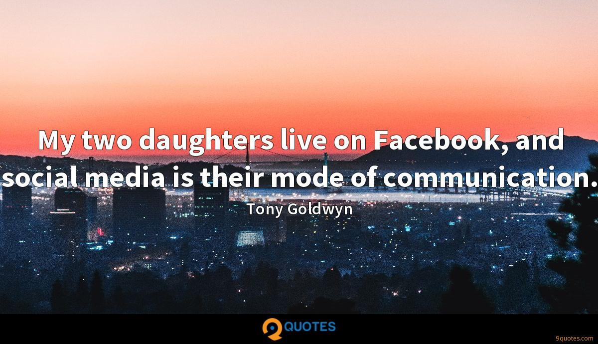 Tony Goldwyn quotes