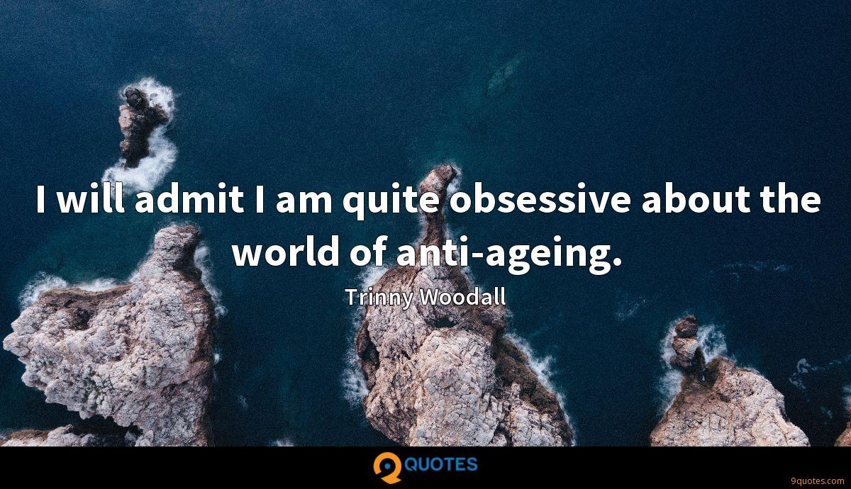 I will admit I am quite obsessive about the world of anti-ageing.
