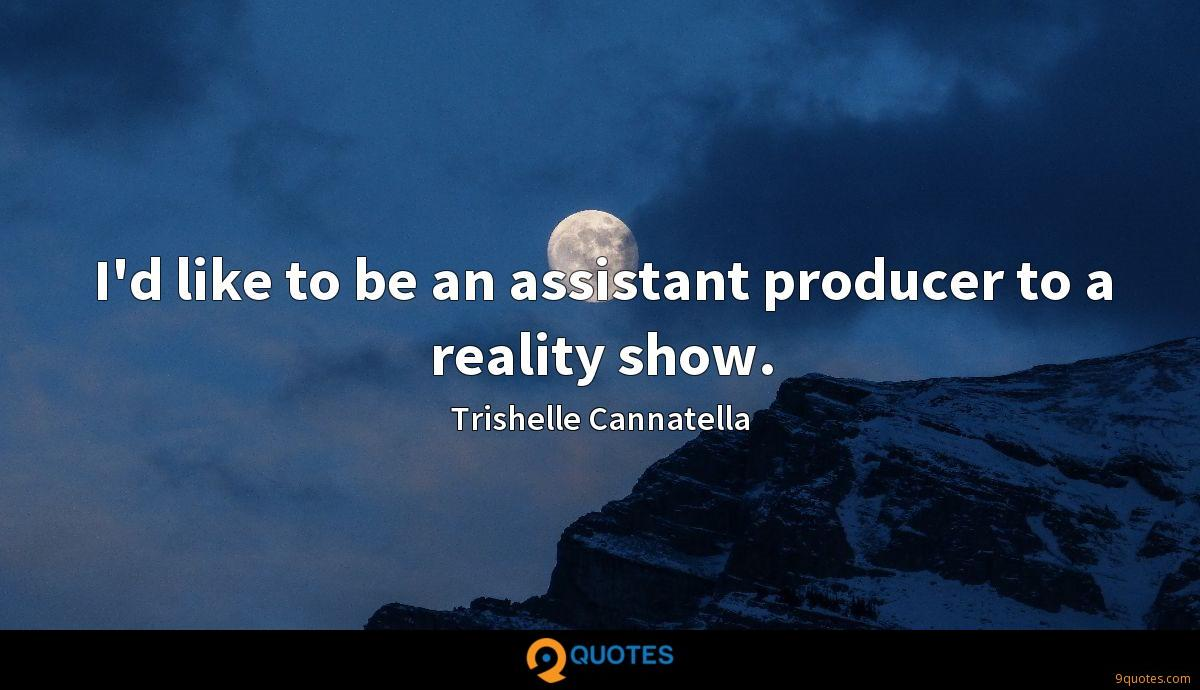 Trishelle Cannatella quotes